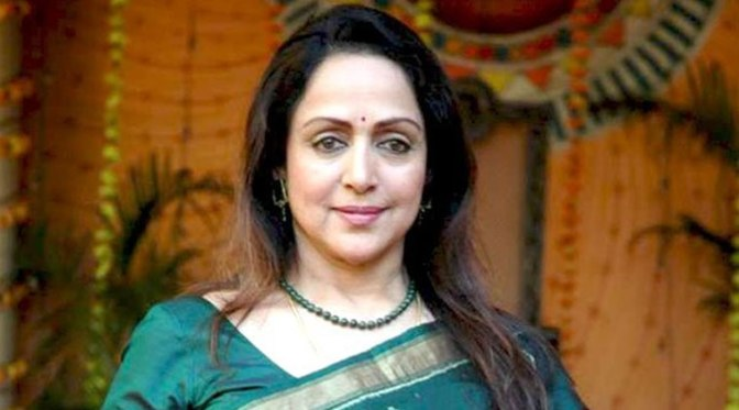 Why I don't find Hema Malini guilty much?