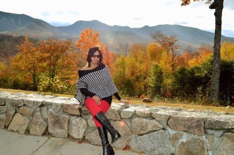 Crochet Checker Box Shawl