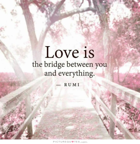 love-is-a-bridge-between-you-and-everything-quote-1