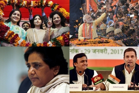 Decoding BJP's Big Win: Has UP risen above caste based politics?