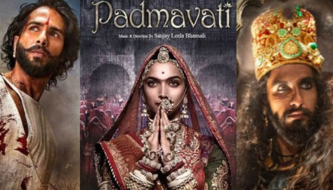 You are defending the wrong Padmavati